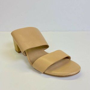 New Madewell The Kiera Mule Sandal Heels H6711